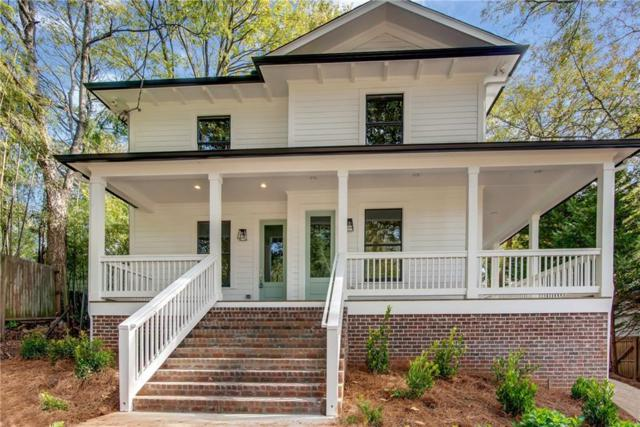 910-B Park Avenue SE, Atlanta, GA 30315 (MLS #6098609) :: The Zac Team @ RE/MAX Metro Atlanta
