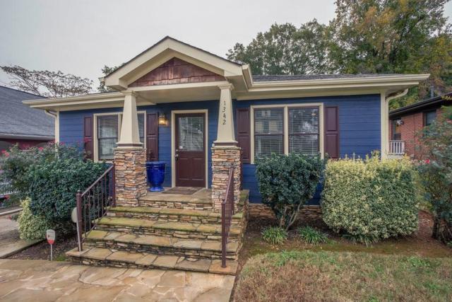 1342 Mercer Avenue, East Point, GA 30344 (MLS #6098638) :: North Atlanta Home Team