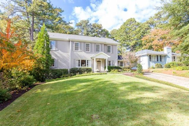 2166 Howell Mill Road NW, Atlanta, GA 30318 (MLS #6098837) :: The Hinsons - Mike Hinson & Harriet Hinson