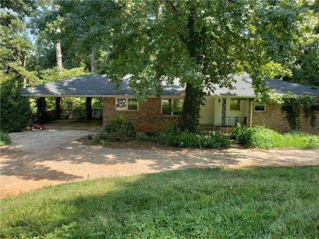 1024 S Indian Creek Drive, Stone Mountain, GA 30083 (MLS #6098865) :: North Atlanta Home Team