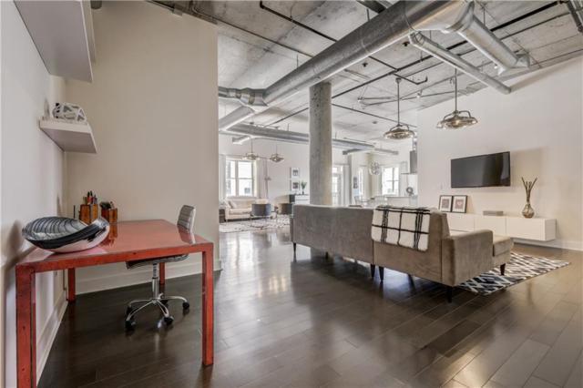 206 11th Street NE #703, Atlanta, GA 30309 (MLS #6098897) :: RE/MAX Paramount Properties