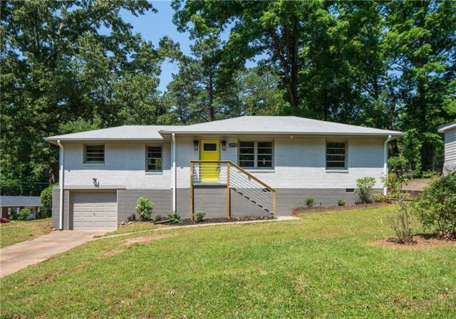 2345 Mark Trail, Decatur, GA 30032 (MLS #6098921) :: RCM Brokers