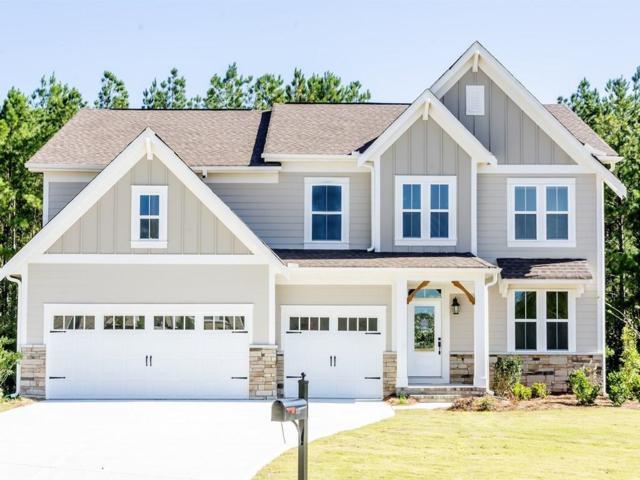 257 Floating Leaf Way, Dallas, GA 30132 (MLS #6098940) :: Good Living Real Estate