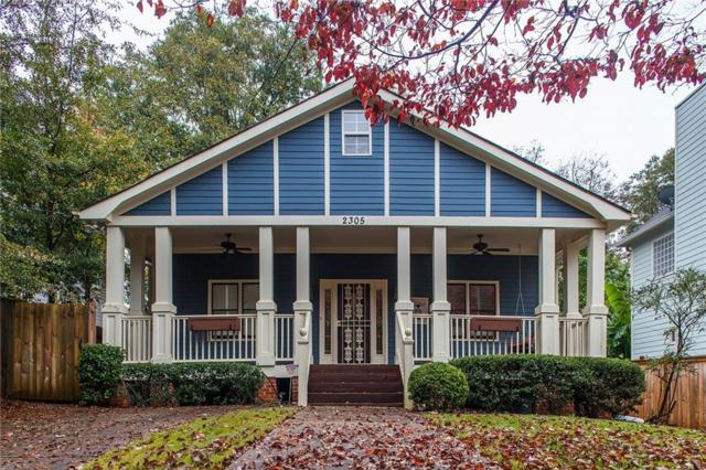2305 Hosea L Williams Drive SE, Atlanta, GA 30317 (MLS #6098951) :: The Hinsons - Mike Hinson & Harriet Hinson