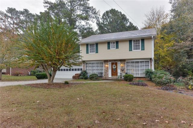 1423 Fairfield Drive SW, Lilburn, GA 30047 (MLS #6098980) :: RE/MAX Paramount Properties