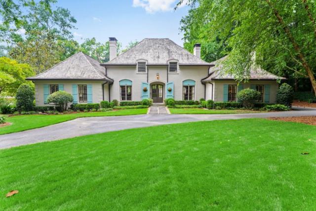 2814 Wyngate Drive NW, Atlanta, GA 30305 (MLS #6099024) :: RE/MAX Paramount Properties