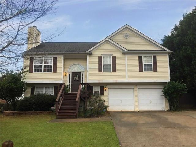 431 Darter Drive NW, Kennesaw, GA 30144 (MLS #6099074) :: The Hinsons - Mike Hinson & Harriet Hinson