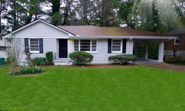 2047 Mark Trail, Decatur, GA 30032 (MLS #6099075) :: Ashton Taylor Realty