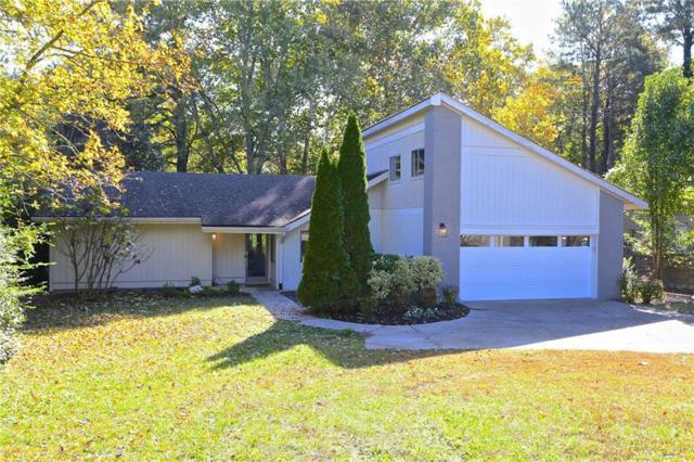 1052 Indian Hills Parkway, Marietta, GA 30068 (MLS #6099082) :: The Hinsons - Mike Hinson & Harriet Hinson