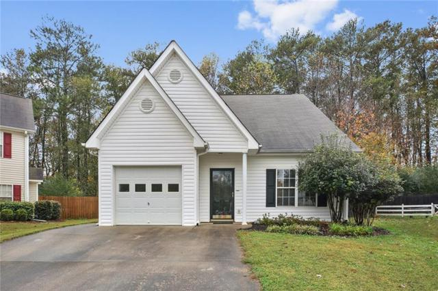150 Carl Barrett Drive, Canton, GA 30115 (MLS #6099096) :: North Atlanta Home Team