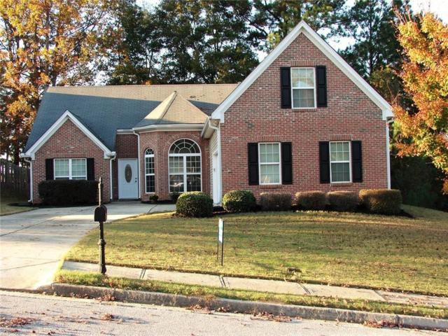 882 Creek Bottom Road, Loganville, GA 30052 (MLS #6099137) :: RE/MAX Paramount Properties