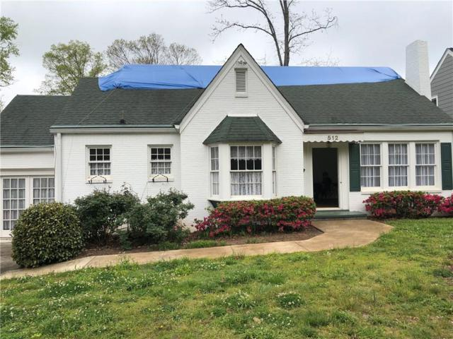 512 Scott Boulevard, Decatur, GA 30030 (MLS #6099150) :: Kennesaw Life Real Estate