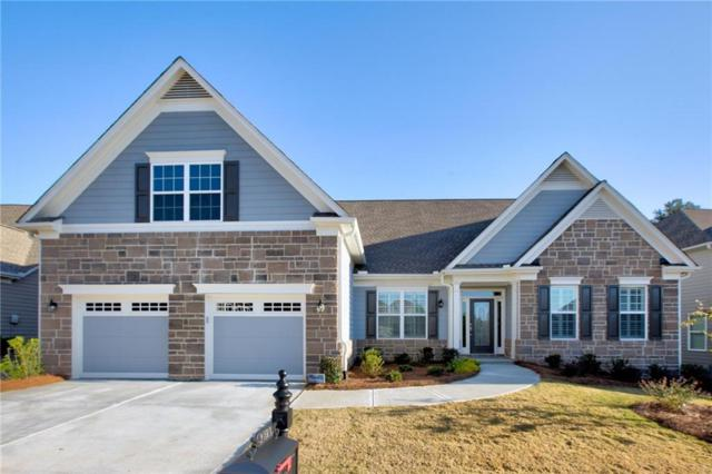 3727 Cypresswood Point SW, Gainesville, GA 30504 (MLS #6099182) :: The Russell Group