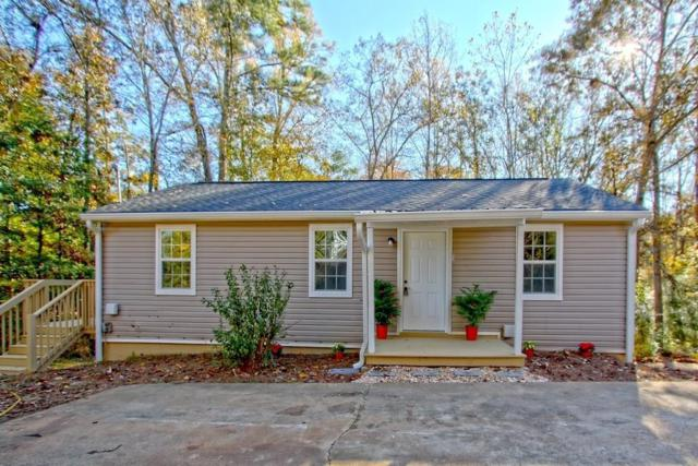2701 Old Dawsonville Road, Gainesville, GA 30506 (MLS #6099369) :: The Hinsons - Mike Hinson & Harriet Hinson