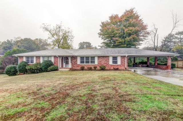 6045 NE Glenridge Drive NE, Sandy Springs, GA 30328 (MLS #6099418) :: Good Living Real Estate