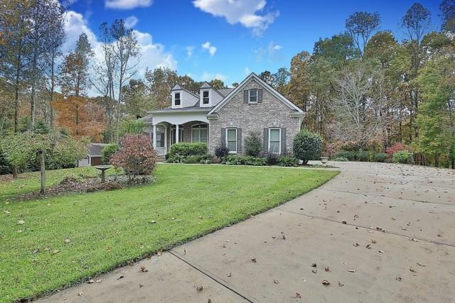 501 Crooked Tree Drive, Dawsonville, GA 30534 (MLS #6099448) :: RE/MAX Paramount Properties