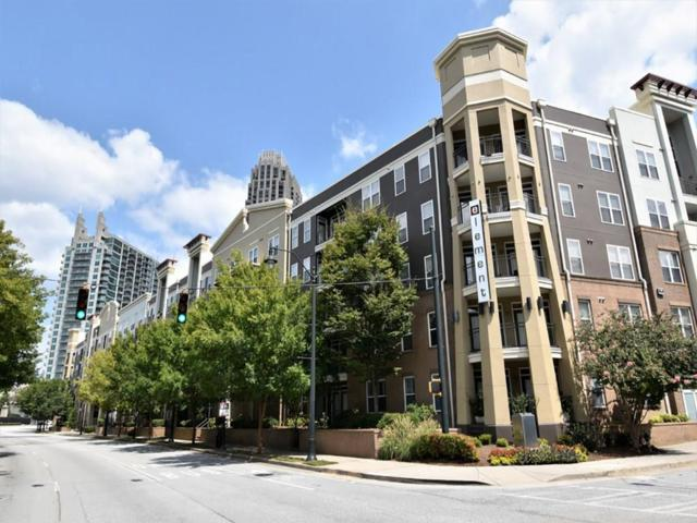 390 17th Street NW #4019, Atlanta, GA 30363 (MLS #6099498) :: The Zac Team @ RE/MAX Metro Atlanta