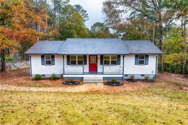 634 Frank Kirk Road NW, Kennesaw, GA 30152 (MLS #6099534) :: Kennesaw Life Real Estate