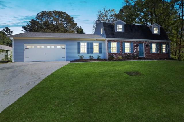 551 Buckingham Circle, Marietta, GA 30066 (MLS #6099587) :: RE/MAX Paramount Properties