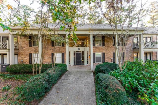 3650 Ashford Dunwoody Road NE #1006, Brookhaven, GA 30319 (MLS #6099605) :: The Hinsons - Mike Hinson & Harriet Hinson