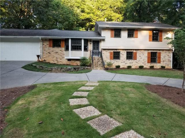 1455 Rochelle Drive, Dunwoody, GA 30338 (MLS #6099672) :: Buy Sell Live Atlanta