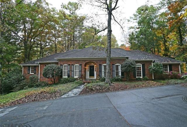 6270 Mountain Brook Lane, Sandy Springs, GA 30328 (MLS #6099808) :: North Atlanta Home Team