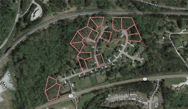 265 Stagecoach Pass, Temple, GA 30179 (MLS #6099818) :: RE/MAX Paramount Properties