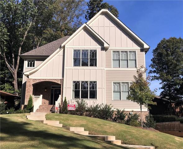 1233 Vista Valley Drive NE, Atlanta, GA 30329 (MLS #6099854) :: North Atlanta Home Team
