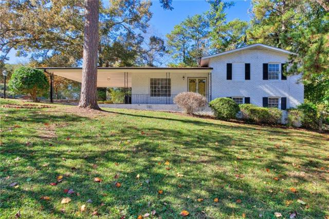 2445 Tiffany Circle, Decatur, GA 30035 (MLS #6099938) :: The Zac Team @ RE/MAX Metro Atlanta