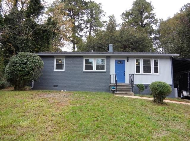 348 Triumph Cir Se, Atlanta, GA 30354 (MLS #6099950) :: Iconic Living Real Estate Professionals