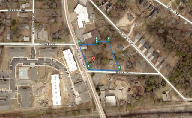 1911 Hollywood Road NW, Atlanta, GA 30318 (MLS #6100098) :: Path & Post Real Estate