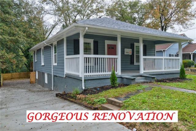 444 W Lake Avenue NW, Atlanta, GA 30318 (MLS #6100184) :: RCM Brokers