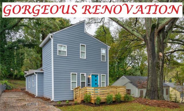 521 Pelton Place NW, Atlanta, GA 30318 (MLS #6100186) :: RCM Brokers