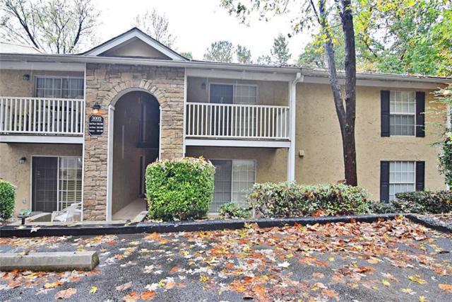 3005 Seven Pines Lane #306, Atlanta, GA 30339 (MLS #6100200) :: Charlie Ballard Real Estate