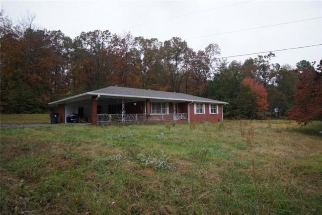 470 Morgan Valley Road, Rockmart, GA 30153 (MLS #6100245) :: RE/MAX Paramount Properties