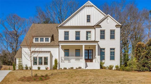 2737 Ellery Way NE, Marietta, GA 30062 (MLS #6100271) :: RE/MAX Paramount Properties