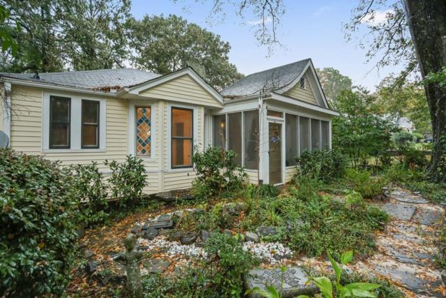 1977 Rugby Avenue, College Park, GA 30337 (MLS #6100290) :: RE/MAX Paramount Properties