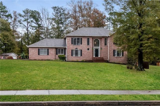 190 Antebellum Way, Fayetteville, GA 30215 (MLS #6100370) :: Iconic Living Real Estate Professionals