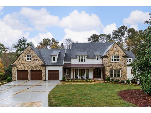 315 Glencastle Drive, Sandy Springs, GA 30327 (MLS #6100381) :: Buy Sell Live Atlanta