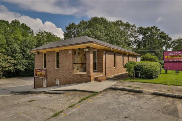 311 Alcovy Street, Monroe, GA 30655 (MLS #6100398) :: Ashton Taylor Realty