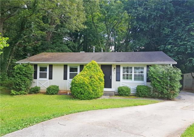 1678 Liberty Valley, Decatur, GA 30032 (MLS #6100407) :: RE/MAX Paramount Properties