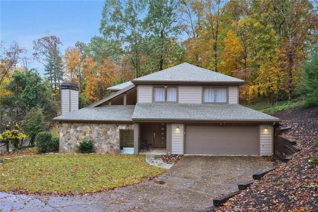 90 Fairway Ridge Drive, Alpharetta, GA 30022 (MLS #6100477) :: Rock River Realty