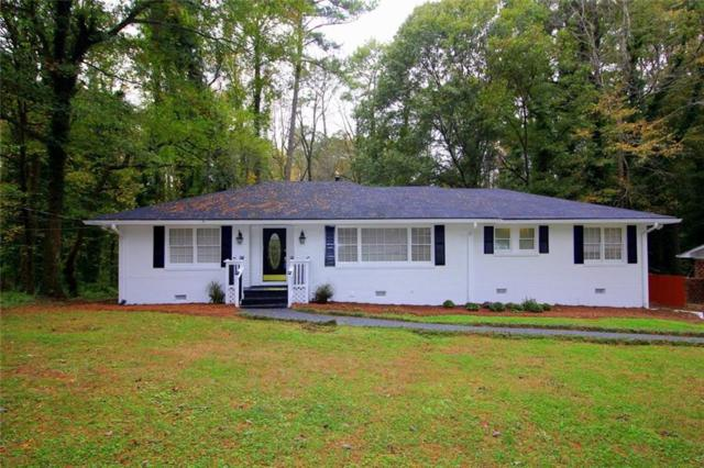 1031 Tuckawanna Drive, Atlanta, GA 30311 (MLS #6100508) :: North Atlanta Home Team