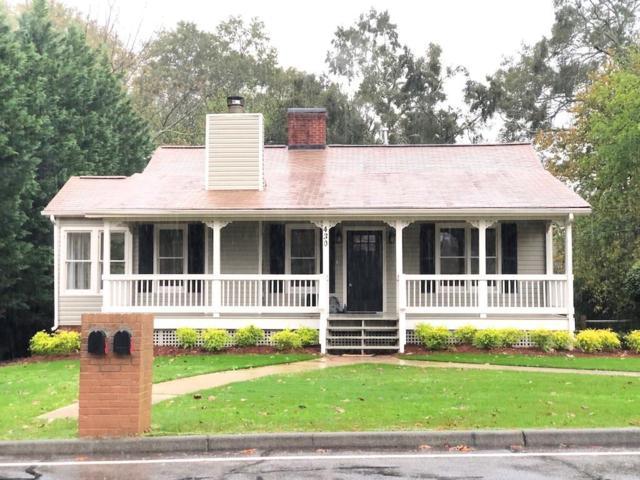 430 W Main Street, Cartersville, GA 30120 (MLS #6100518) :: Kennesaw Life Real Estate