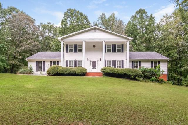 290 New Chapel Road, Whitesburg, GA 30185 (MLS #6100521) :: RE/MAX Paramount Properties