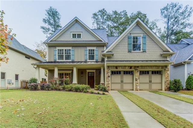 207 Ohm Avenue, Avondale Estates, GA 30002 (MLS #6100527) :: North Atlanta Home Team