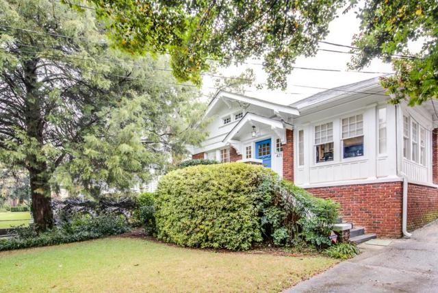 471 Clifton Road NE, Atlanta, GA 30307 (MLS #6100557) :: The Zac Team @ RE/MAX Metro Atlanta