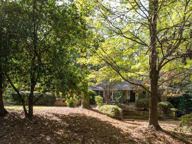 183 Lake Forrest Lane NE, Atlanta, GA 30342 (MLS #6100584) :: Rock River Realty