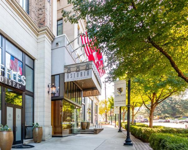 2233 NE Peachtree Road NE #604, Atlanta, GA 30309 (MLS #6100613) :: Charlie Ballard Real Estate