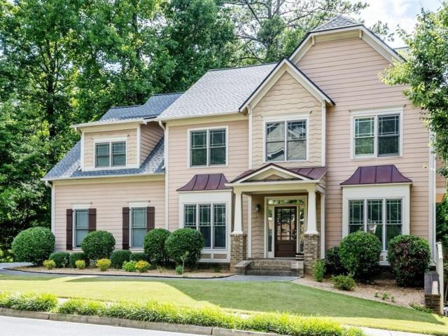 949 Woodland Pass SE, Smyrna, GA 30082 (MLS #6100808) :: North Atlanta Home Team